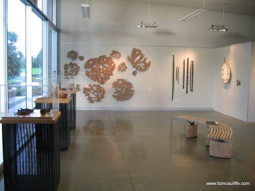 Liz McAuliffe - Sculptures and Art