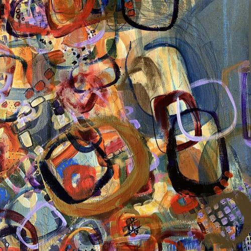 My Old Lee Jeans | Paintings by Darlene Watson Fine Artist
