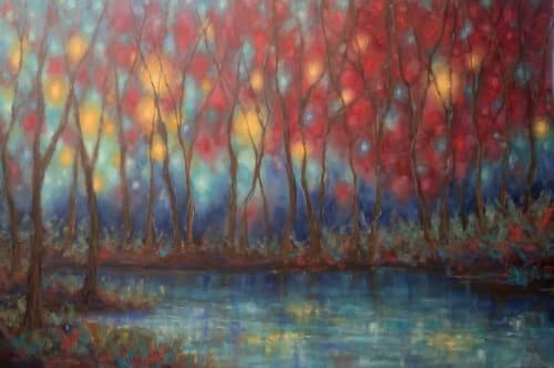 Revery | Paintings by Lelia Davis