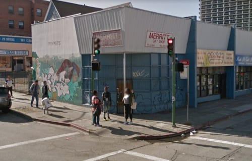 Street Murals by Lindsey Millikan (Milli) seen at International Blvd:2nd Av, Oakland - Lake Merritt Mural