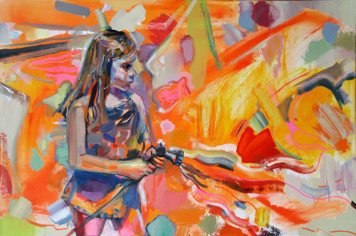 Geoff Farnsworth - Paintings and Art