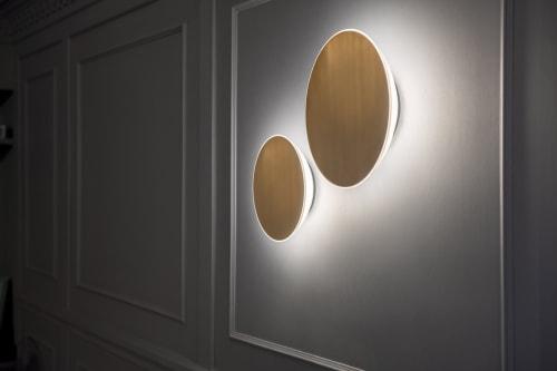 Sconces by Koncept - Ramen Wall Sconce