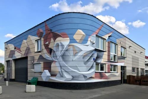 Peeta - Murals and Street Murals