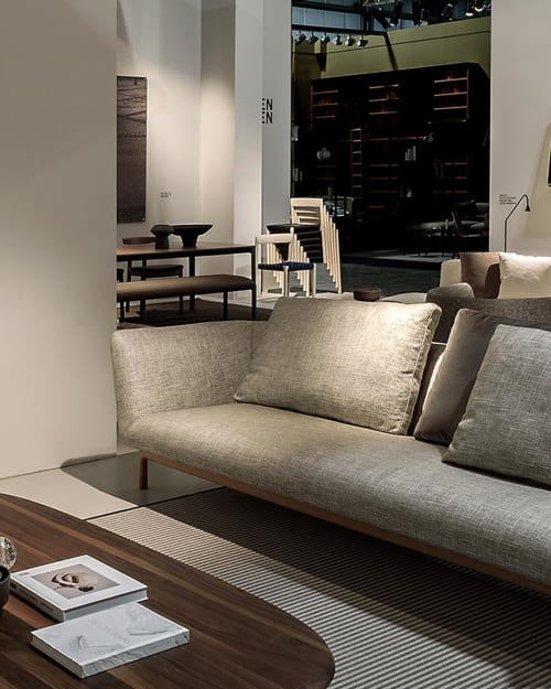 Couches & Sofas by Niels Bendtsen seen at Fieramilano, Rho - Loft Sofa