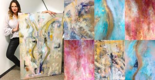 Anna De Matos - Paintings and Art