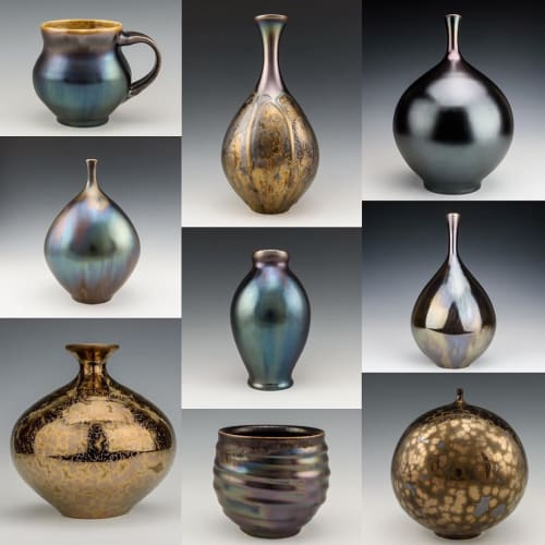 Lisa Zolandz Pottery - Cups and Tableware