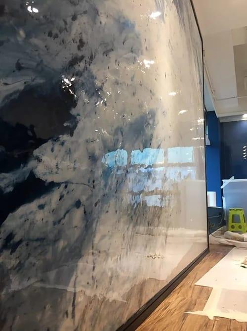 Art & Wall Decor by Agape seen at Tung Nam Lou Hotel - Resin Wall Art