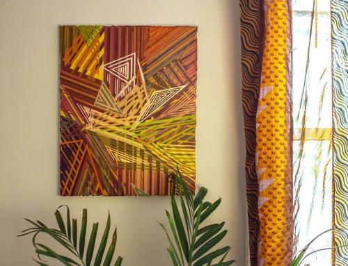 Paintings by Rae Heller seen at Studio in Boston, MA, Boston - Hannah