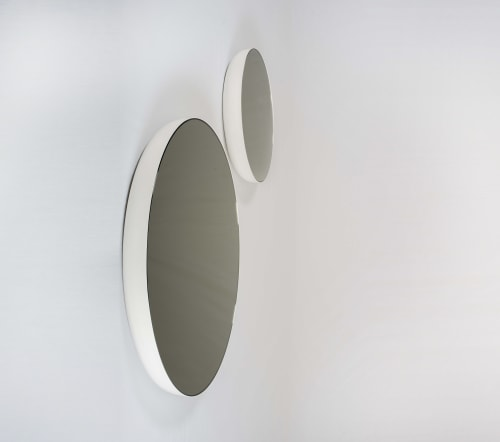 Furniture by Dean Norton seen at Private Residence, Fitzroy - Mood Mirrors