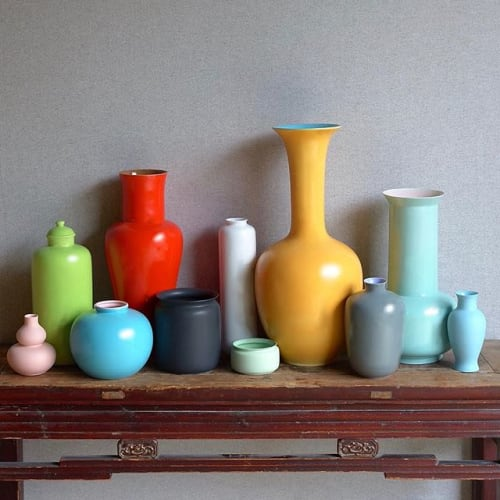 M I D D L E  K I N G D O M - Planters & Vases and Tableware