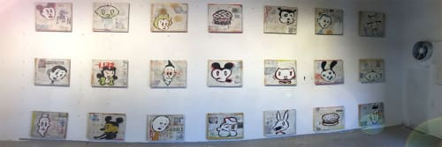 Bobo Yo - Murals and Art