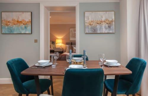 Interior Design by Carmen Vontrueba at Hampstead Manor, London - Interior Design