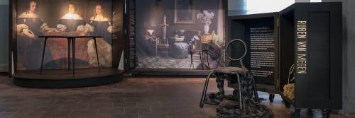 Ruben van Megen - Tables and Furniture