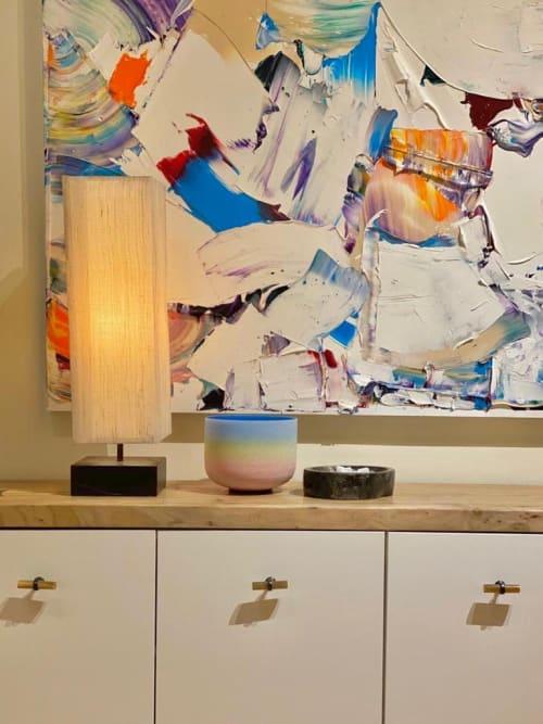 Paintings by flaviogalvan seen at Kaden Scott Coaching & Integrative Healing, Tacoma - Painting