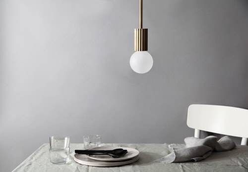 Pendants by Marz Designs seen at Byron Bay, Byron Bay - Attalos Pendant
