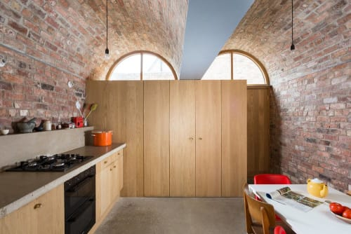 Architecture by Studio Ben Allen seen at Private Residence, York - Vault House
