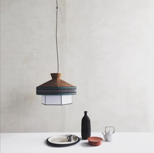 Pendants by SERVOMUTO seen at Private Residence - Giardino