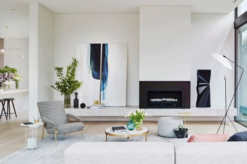 Interior Design by Agneta Ekholm seen at Private Residence | Melbourne, VIC, Melbourne - Concreate Conceal House