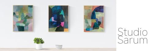 StudioSarum - Paintings and Art