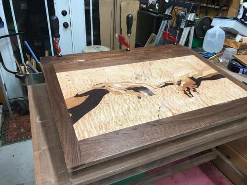 Wayne Delyea - Furniture and Art