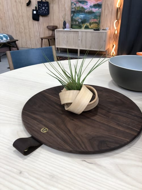Vases & Vessels by Art of Plants and Elliptic Designs seen at Bay Area Made x Wescover 2019 Design Showcase, Alameda - The Lotus