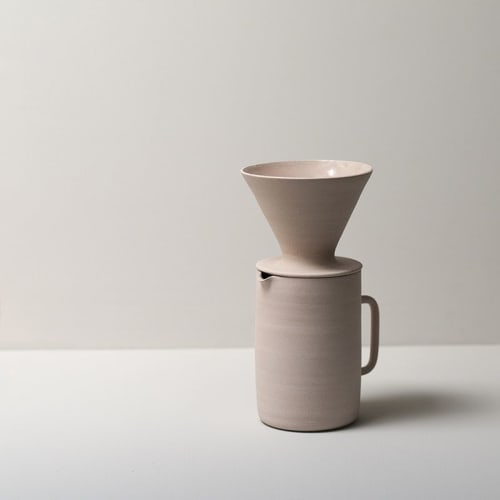 Tableware by Ghost Wares seen at Ghost Wares, Abbotsford - Coffee Pot