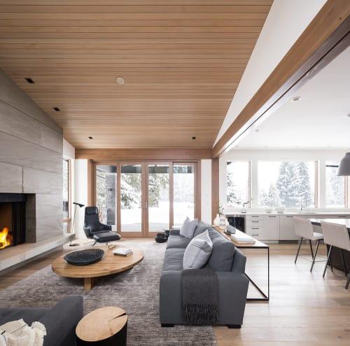 Interior Design by Sophie Burke Design seen at Private Residence, Whistler - Interior Design
