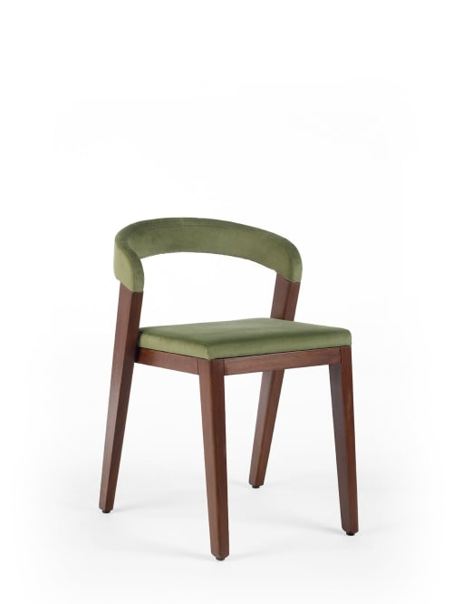 PLAY Chair Upholstered Back | Chairs by Wildspirit | Hilton The Hague in Den Haag