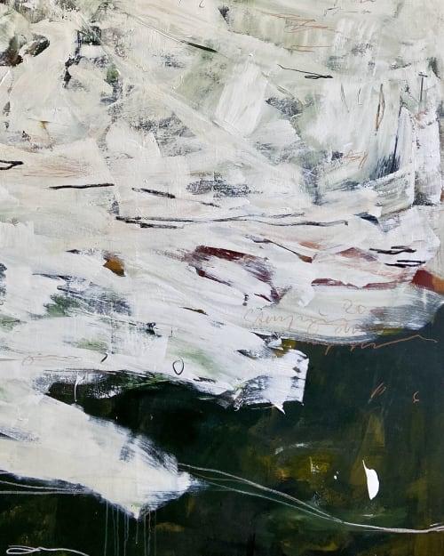 Paintings by Steingrímur Gauti seen at GK Reykjavík, Reykjavík - Steingrímur Gauti Ingólfsson
