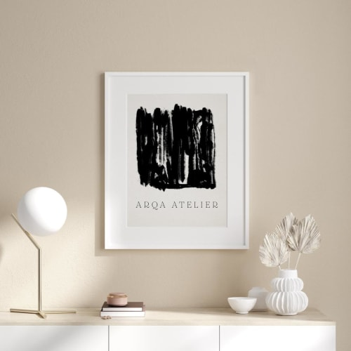 Art & Wall Decor by forn Studio by Anna Pepe - Giclee Print #043