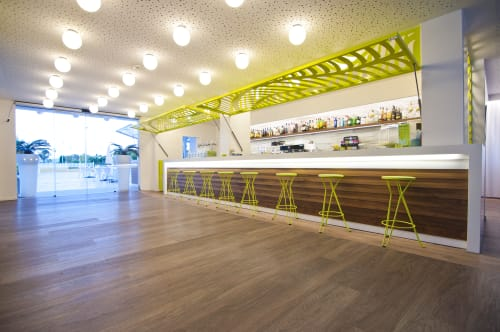 Interior Design by Vitale Design Studio seen at Hotel del Golf, Event Hall, Castellón de la Plana - Hotel del Golf, Event Hall