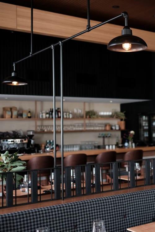 Yarri Restaurant + Bar, Restaurants, Interior Design