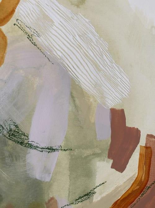 "Paintings by Quinnarie Studio - ""solar flares"""