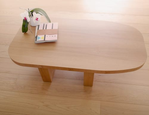 Tables by Valerie Windeck seen at Paris Apartment, Paris - GETA table