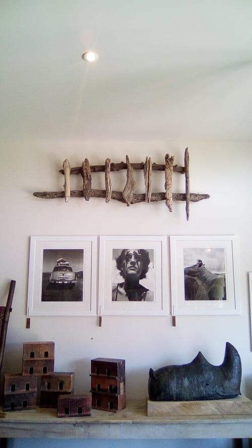 Wall Hangings by Jane Maroni Organic Design seen at Hana Waxman Design, Punta de Mita - Windows (Wall Sculpture)