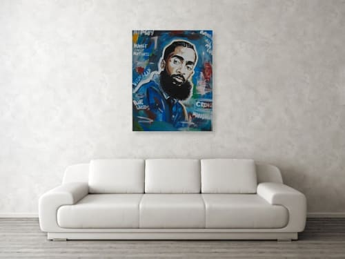 Antonio Moore Art - Paintings and Art