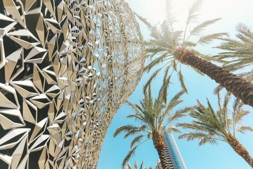 Public Sculptures by Christopher Puzio seen at InterContinental San Diego, San Diego - Groundswell