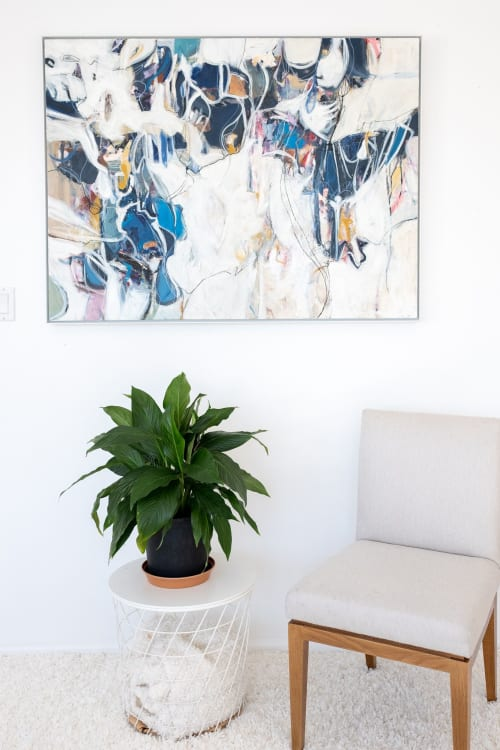 Paintings by Marlene Lowden seen at Private Residence - Beyond the Sea