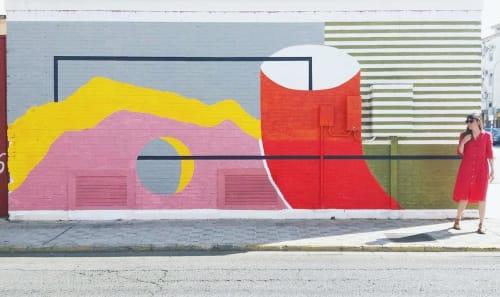 Street Murals by Irene Infantes seen at La Rinconada, La Rinconada - Mural