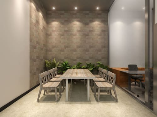 Interior Design by 2plus4 interior design ltd seen at Hong Kong - Model M Office