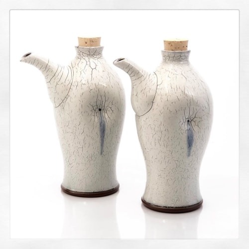 Tableware by VEpottery seen at VEpottery, Helena - Ceramic Oiler
