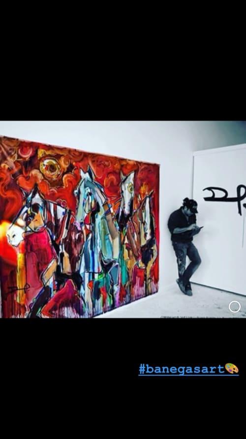 BANEGAS ART - Macrame Wall Hanging and Wall Hangings
