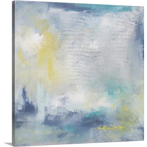 Paintings by Julia Contacessi Fine Art seen at Private Residence Westport, CT, Westport - Changing Winds