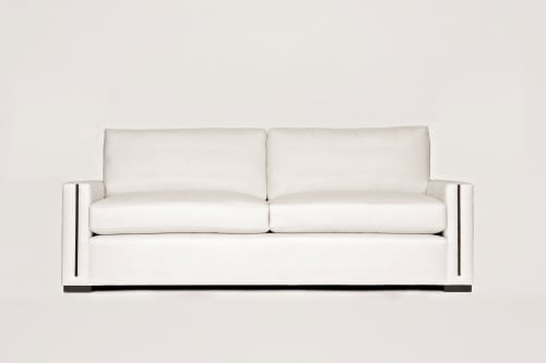 Couches & Sofas by Jillian O'Neill Collection seen at Private Residence -  Houston, TX, Houston - Jude Sofa