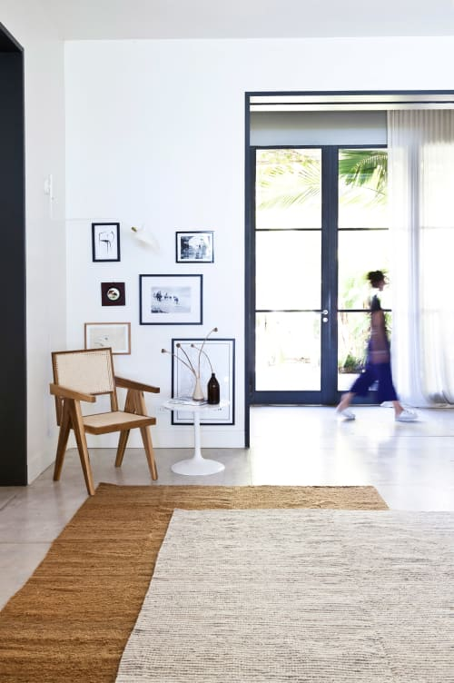 Rugs by AWANAY seen at Private Residence, Buenos Aires Province - VALDÉS RUG