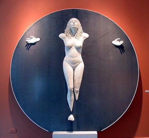 Art Curation by Erik Beerbower Sculptor seen at Greensboro, Greensboro - Intuition