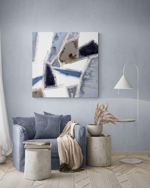 Unfolding /15 | Paintings by Cristina Dalla Valentina