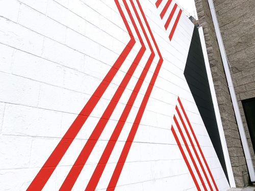Murals by Andrew Haan (Haanmade) - Audience X