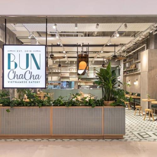 Interior Design by hcreates, Huangpu Qu - Bun Cha Cha