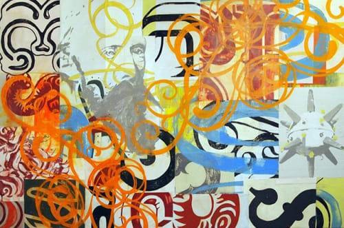 harold hollingsworth - Paintings and Art